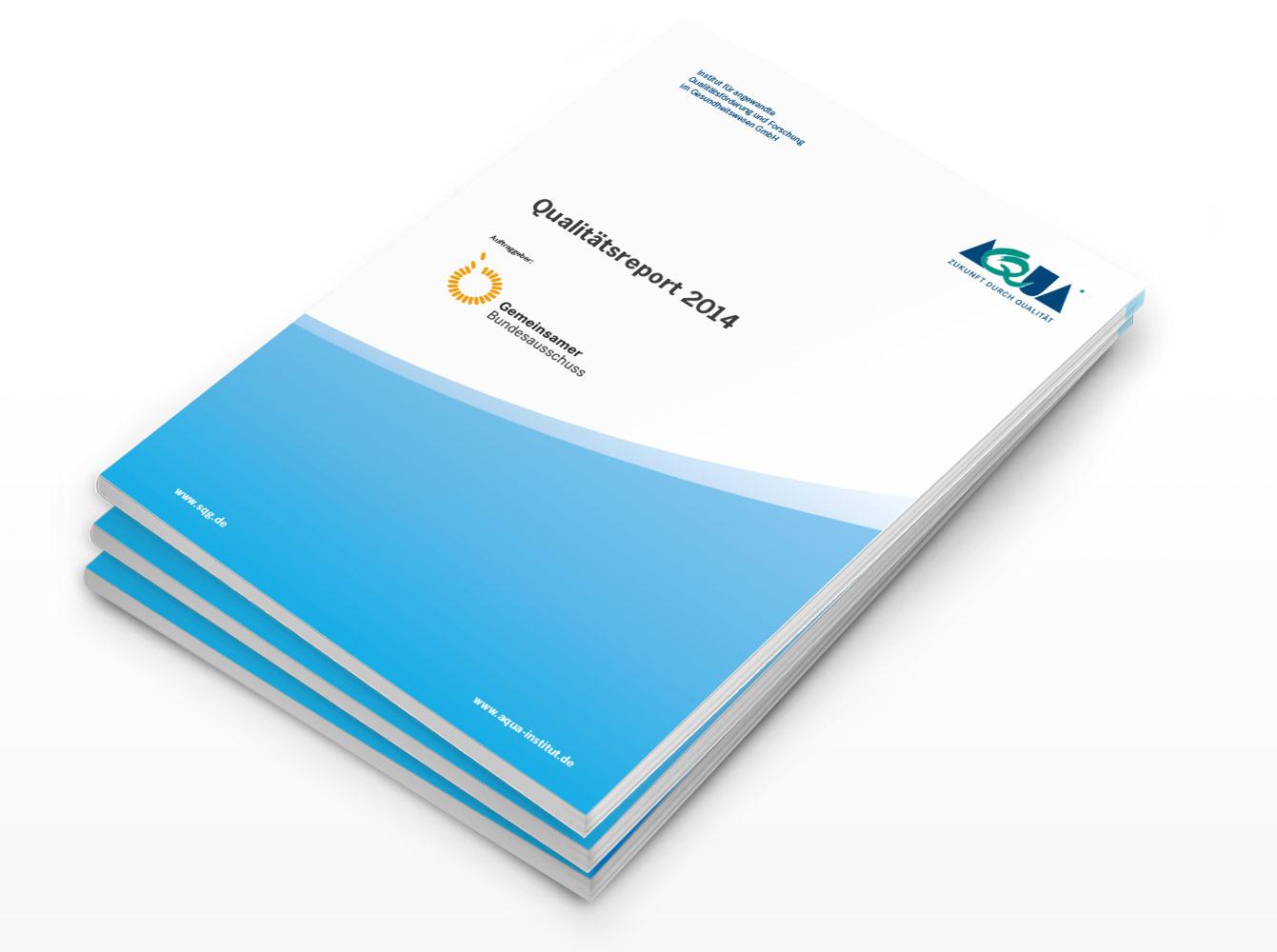 AQUA-Qualitätsreport 2014