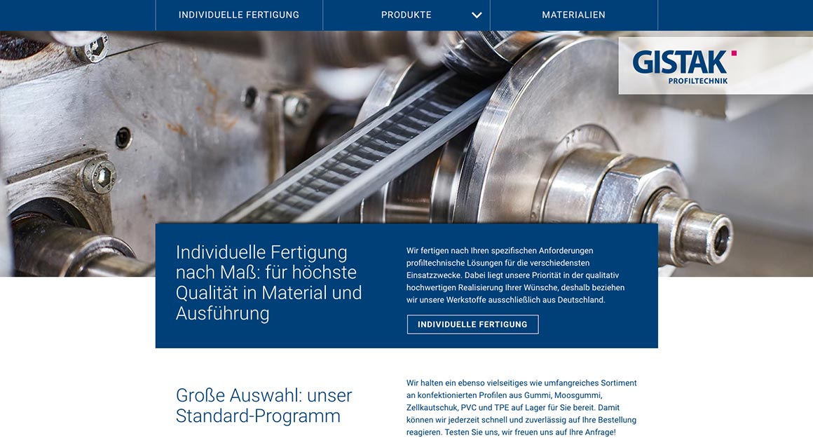 GISTAK Profiltechnik GmbH