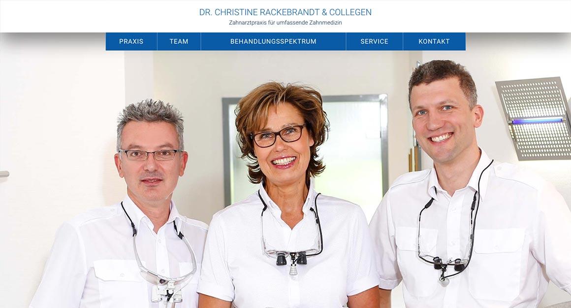 Zahnarztpraxis Dr. Rackebrandt